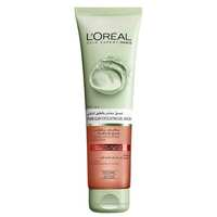 L'Oreal Paris Pure Clay Red Face Cleanser with Red Algae Exfoliates & Brightens 150ml