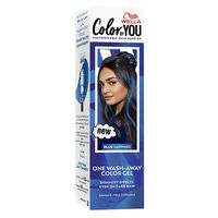 Wella color by you one wash away hair color gel blue sapphire