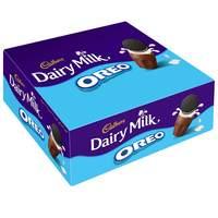 Cadbury Dairy Milk Oreo 38g x Pack of 12