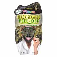 Montagne Jeunesse 7th Heaven Black Seaweed Peel Off Face Mask Deep Cleansing 10ml