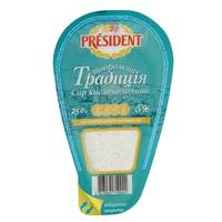 President Cottage Cheese 5% 250g