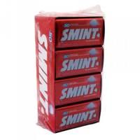 Smint Tin Box Strawberry 35gx12