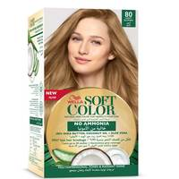 Wella soft color hair color kit 80 light blonde