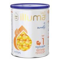 Wyeth Nutrition Illuma HMO Stage 1, 0-6 Months Infant Formula for Babies Tin, 400g