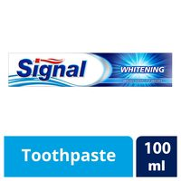 Signal tooth paste whitening 100 ml