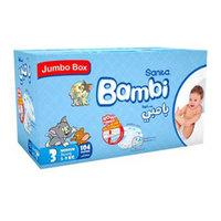 Bambi 3 jumbo box med 5 - 9 kg x 104