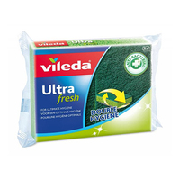 Vileda Scourer Ultra Fresh Pack Of 2