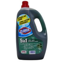 Clorox 5 in 1 Disinfectant Pine Cleaner 3L