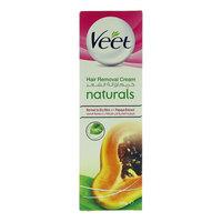 Veet Naturals Papaya Extract Hair Removal Cream 100g