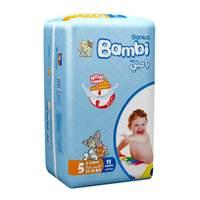 Bambi regular 5 xl 11 diapers