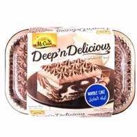 McCain Deep 'n' Delicious Marble Cake 510g