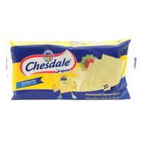 Chesdale Slices Cheese 334g