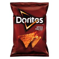 Doritos Spicy Nacho Tortilla Chips 311.8g
