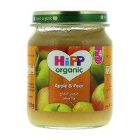 Hipp Organic Apple and Pear Dessert 125g
