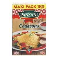 Panzani Couscous Semolina 1kg
