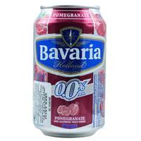 Bavaria Holland Pomegranate Non Alcoholic Malt Drink Can 330ml