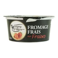 Isigny Sainte-Mere Isigny Strawberry Yogurt 150g