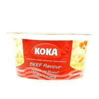 Koka Instant Noodles Beef Flavor 90g