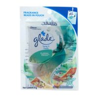 Glade Hang It Floral Fresh Car And Home Air Freshener 8g
