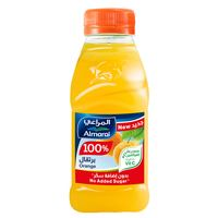 Almarai Orange Juice No added Sugar 200ml