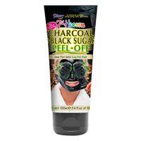 Montagne Jeunesse Charcoal Black Sugar Peel Of Mask 100ml