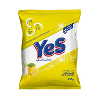 Yes Powder Detergent Lemon 750GR