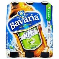 Bavaria Holland Apple Non Alcoholic Malt Drink 330mlx6