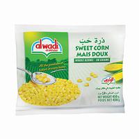 Al Wadi Al Akhdar Sweet Corn Frozen 400GR