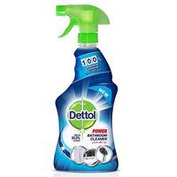 Dettol Disinfectant 4 in 1 Spring Fresh Bathroom Cleaner 500ml