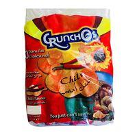Crunchos Natural Chilli Potato Chips 13gx15