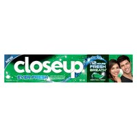 Closeup Anti-Bacterial Toothpaste Menthol Fresh 50ml