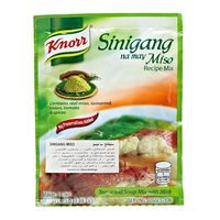 Knorr Sinigang Miso Recipe Mix 25g