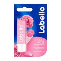 Labello lip balm soft rose 4.8 g
