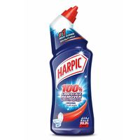 Harpic Toilet Cleaner Liquid Limescale Remover Original 750ml