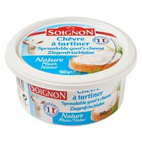 Soignon Goat Milk Cheese Spread 150g