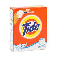 Tide detergent powder high faom original scent 110 g