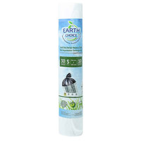 Earth Choice Anti Bacterial Heavy Duty Bio-Degradable Garbage Bag Small 54cm x60cm 30 Bags