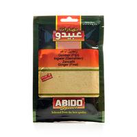 Abido Ginger Grinded 50GR