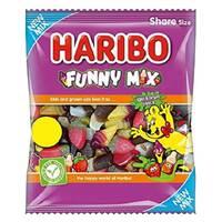 Haribo Funny Mix Jelly Candy 100g