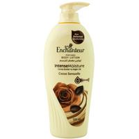 Enchanteur Perfumed Intense Moisture Cocoa Butter and Argan Oil Body Lotion 500ml
