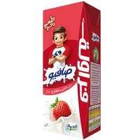 Safio Uht Milk Strawberry 200ml