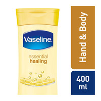 Vaseline essential healing body lotion 400 ml