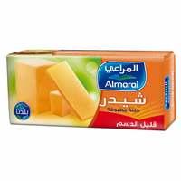 Almarai Low Fat Processed Cheddar Cheese 454g