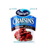 Ocean Spray Craisins Dried Cranberries Pomegranate 150g