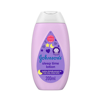 Johnson's Baby Sleep Time Lotion 200ML