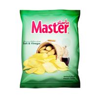 Master Chips Salt & Vinegar 230GR