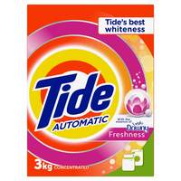 Tide Automatic Laundry Powder Detergent with Essence of Downy 3kg