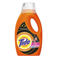 Tide abaya automatic liquid detergent with essence of downy 2.5 L
