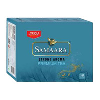 Samaara black tea 100 tea bags