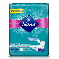 Nana Maxi Plus Super Wings Pack of 30